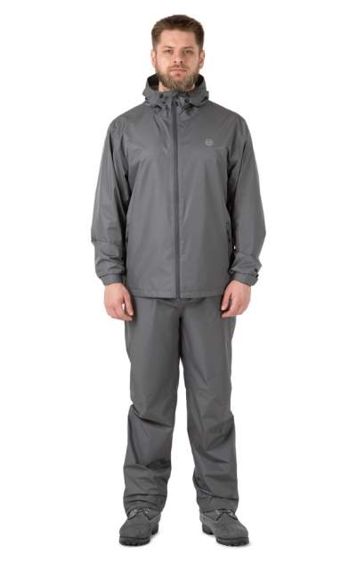 Спортивный костюм мужской FHM Impulse, серый