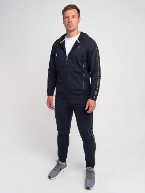 Спортивные брюки Великоросс B342, синие, 56 RU