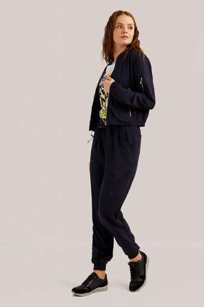 Куртка женская Finn-Flare S19-32067 синяя M
