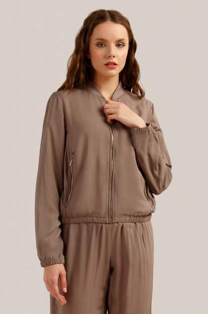 Куртка женская Finn-Flare S19-32067 бежевая 2XL
