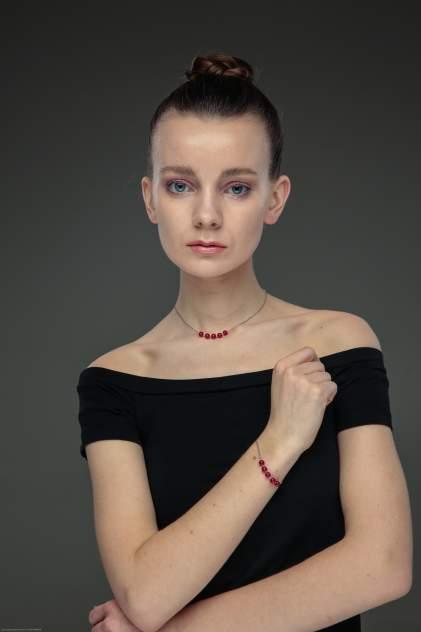 Браслет женский L'attrice с рубеллитом  53666069 р.19