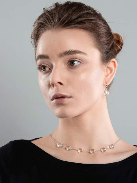 Сотуар на спину женский L'attrice 55658002 серебристый