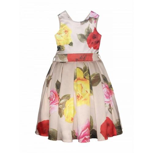 Платье детское Bon&Bon, цв.разноцветный