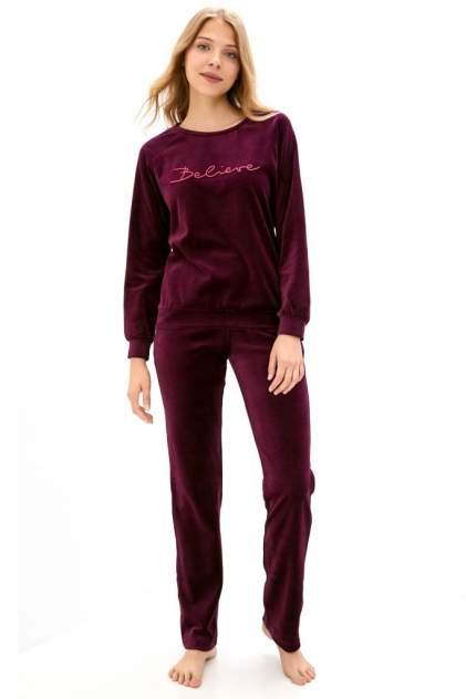 Домашний костюм женский Peche Monnaie Believe2 фиолетовый M