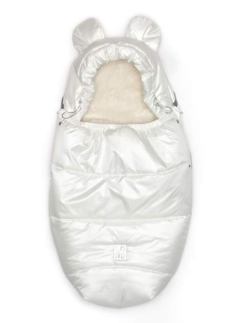 Конверт для сна и прогулок Malek-Baby Жемчуг 512Ш жемчуг р. 86