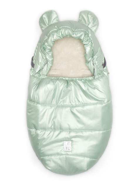 Конверт для сна и прогулок Malek-Baby Мята 512Ш мятный р. 98