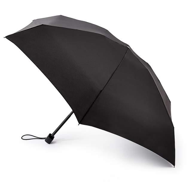 Зонт складной мужской механический Fulton G843-01 черный