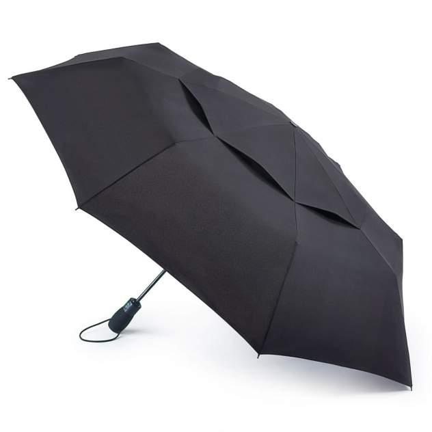 Зонт складной мужской автоматический Fulton G840-01 черный