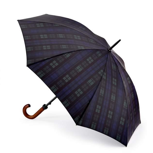 Зонт-трость мужской механический Fulton G817-3353 черный