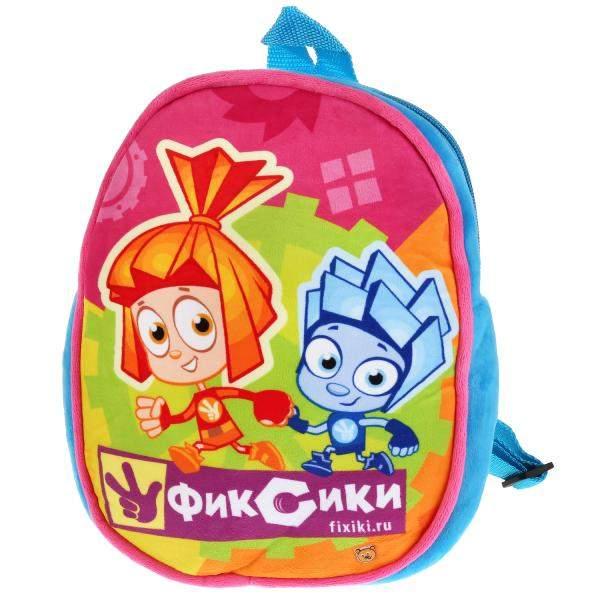 Рюкзак детский Мульти-Пульти Мягкий Фиксики, 25 см
