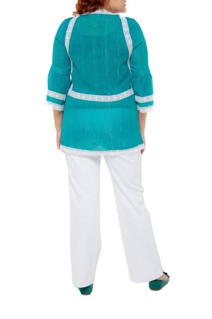 Блуза женская KR 4115 зеленая 48