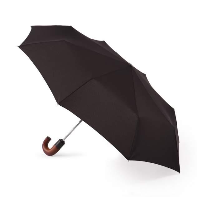 Зонт складной мужской автоматический Fulton E514-01 черный