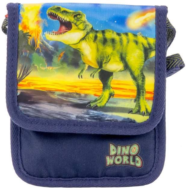 Сумка-кошелек на шею Depesche Dino World Динозавр