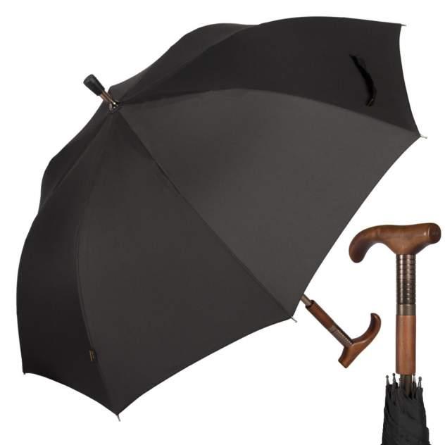 Зонт-трость мужской механический M&P C199-LM черный