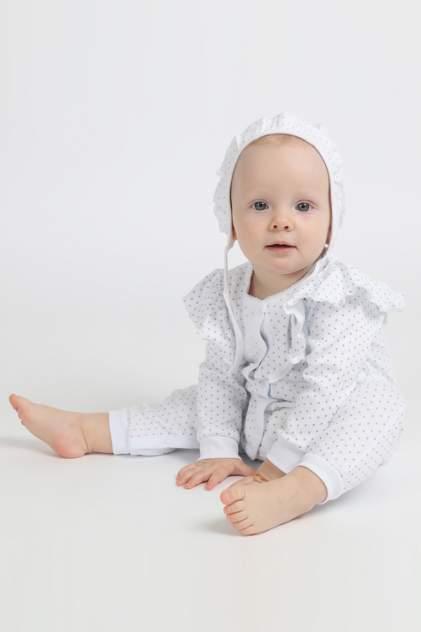 Чепчик детский PlayToday, цв.мультиколор, р-р 44