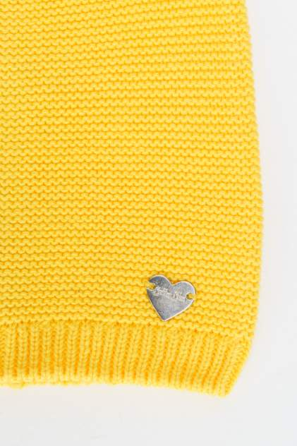 Шапка детская Button Blue, цв. желтый р-р 50