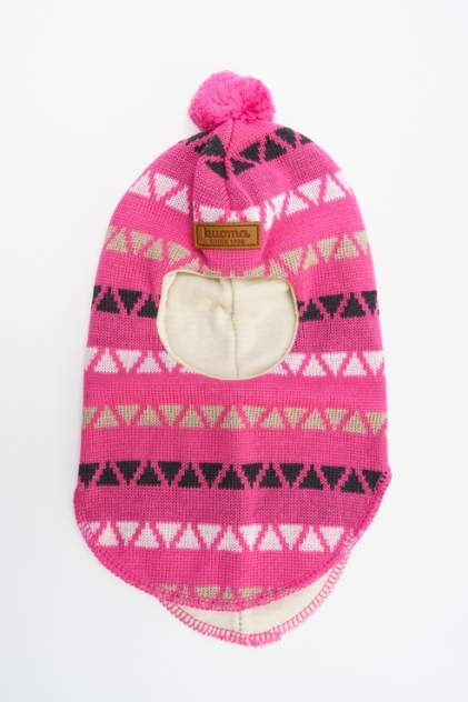 Балаклава детская Kuoma, цв. розовый р-р 48