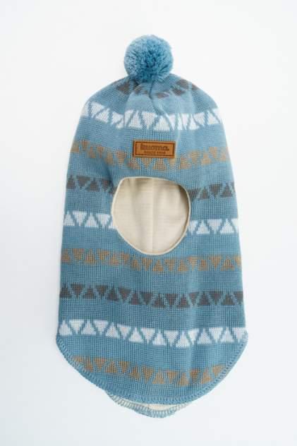 Балаклава детская Kuoma, цв. голубой р-р 44