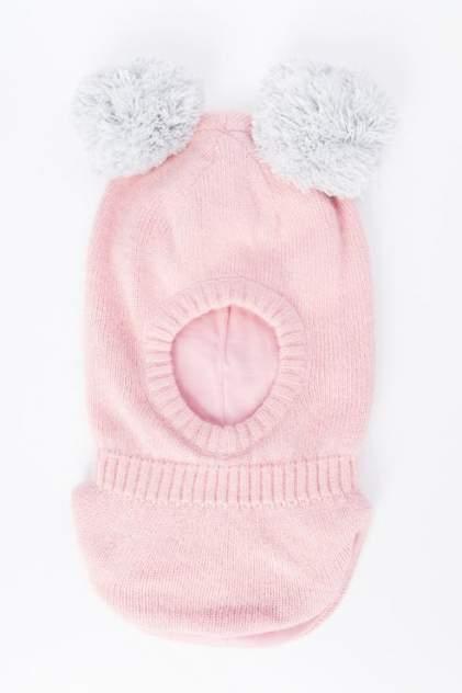 Балаклава детская Gulliver, цв. розовый р-р 48
