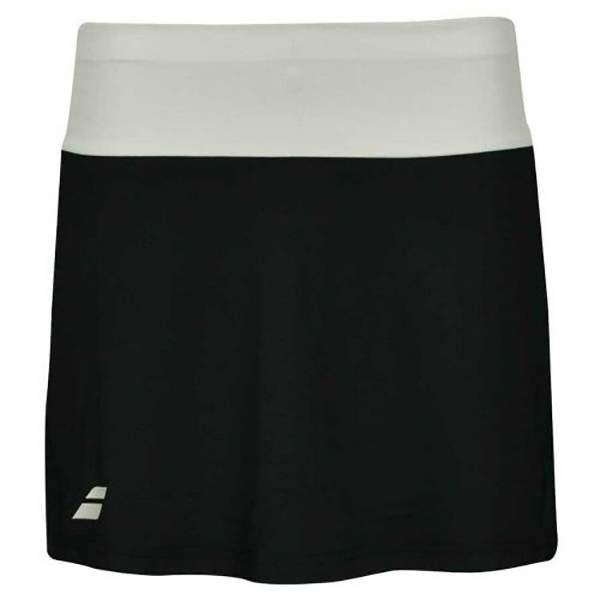 Женская юбка Babolat Core Long, черный