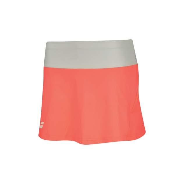 Женская юбка Babolat Core, оранжевый