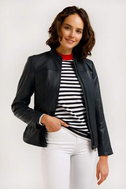 Куртка женская Finn-Flare B20-11806 синяя M