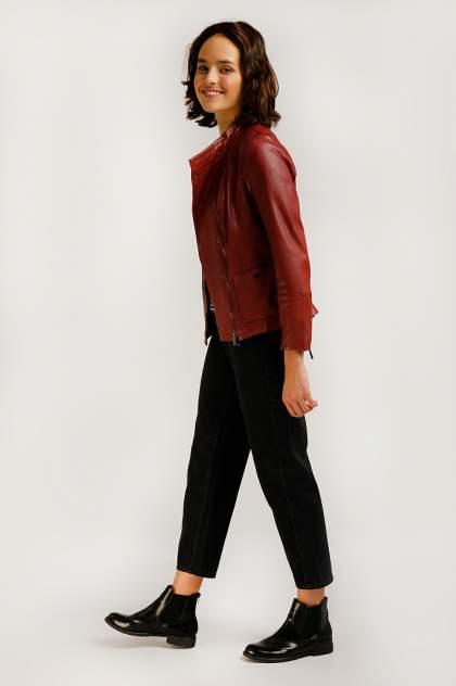 Куртка женская Finn-Flare B20-11800 бордовая S