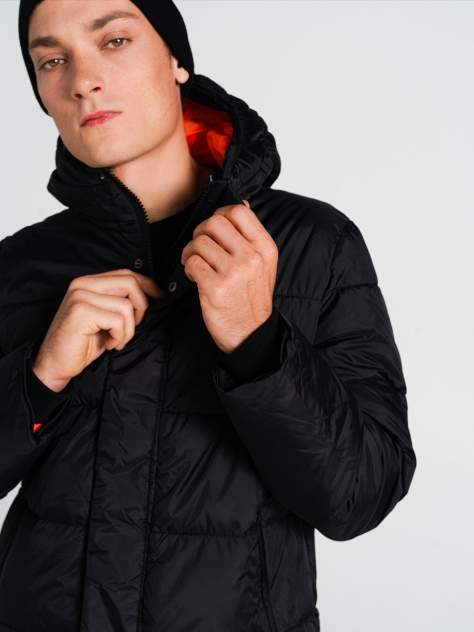 Зимняя куртка мужская ТВОЕ A6623 черная M