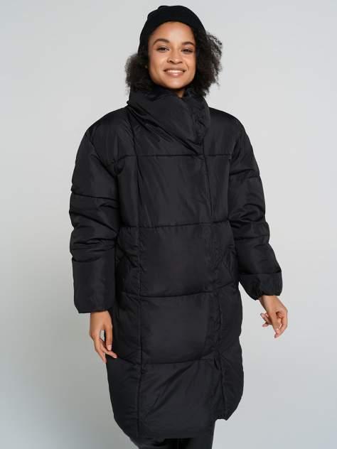 Пуховик-пальто женский ТВОЕ A6554 черный XS