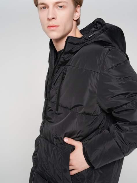 Пуховик-пальто мужской ТВОЕ A6628 черный M