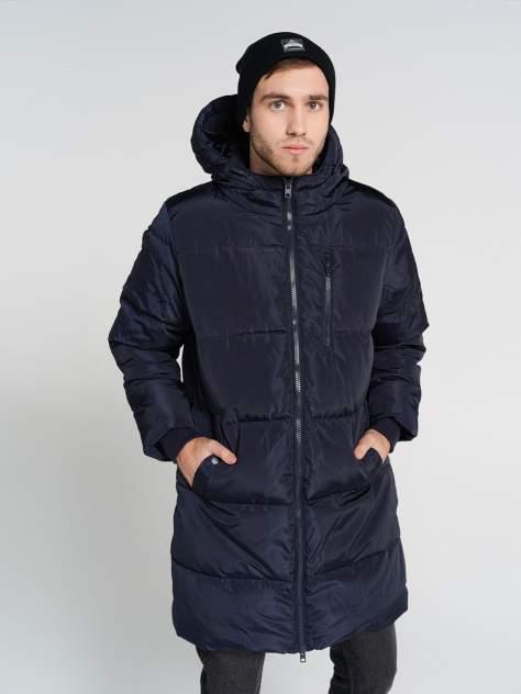 Пуховик-пальто мужской ТВОЕ A6628 синий S