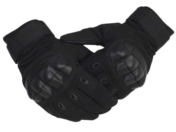 Перчатки Kamukamu A-11, черные, XL