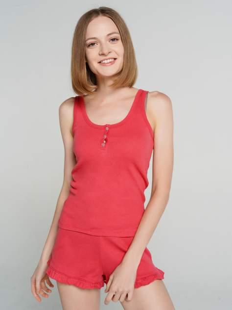 Пижама женская ТВОЕ 75597 оранжевая S