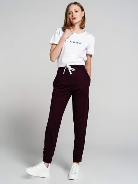Спортивные брюки женские ТВОЕ 72085 красные XS