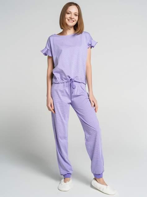 Пижама женская ТВОЕ 76344 фиолетовая XS