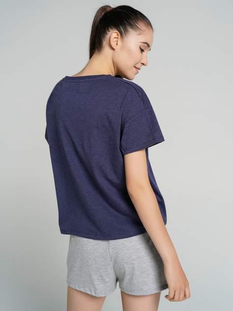 Пижама женская ТВОЕ 72362 синяя S