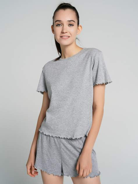 Пижама женская ТВОЕ 76305 серая XL