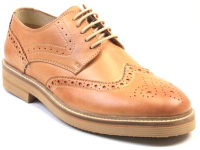 Туфли мужские Airbox 136054 коричневые 41 RU