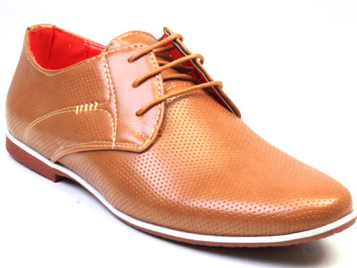 Туфли мужские Airbox 135620 коричневые 44 RU