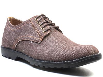 Туфли мужские Airbox 135567 коричневые 43 RU