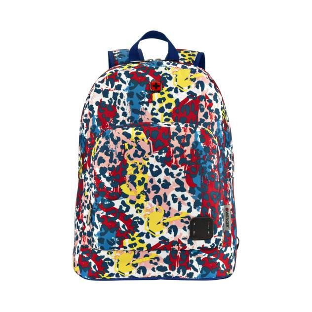 Молодежный рюкзак Wenger Crango 610198 разноцветный 24 л
