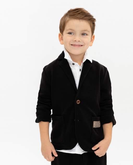 Пиджак детский Gulliver. цв.черный