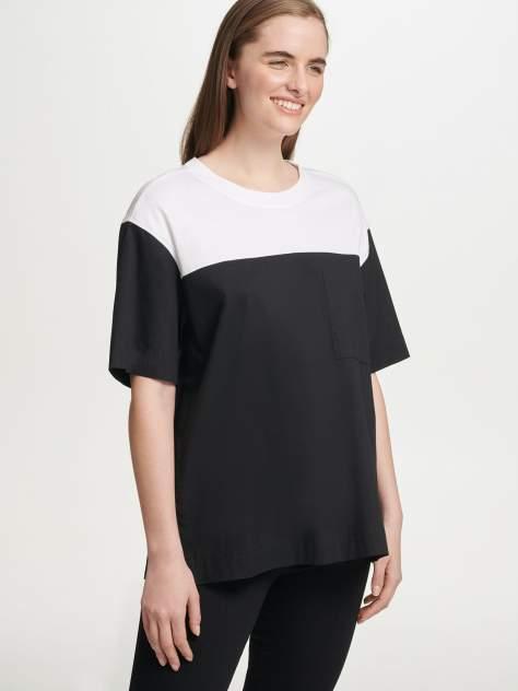 Блуза женская DKNY P9DAPBPG/WHBM черная M