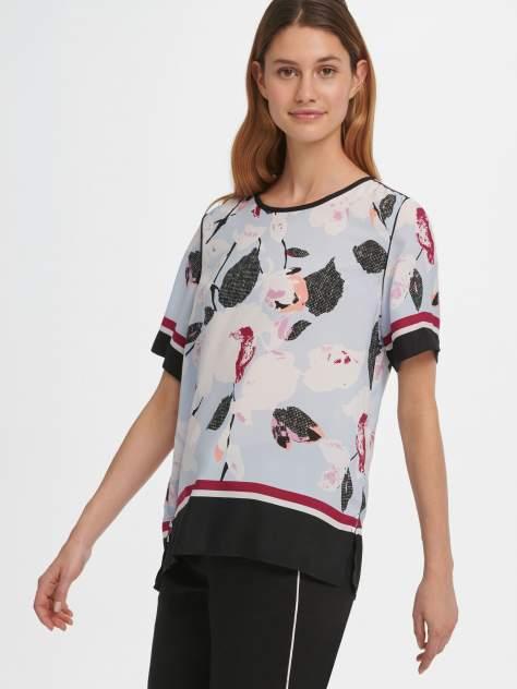 Блуза женская DKNY P9DAHB59/BLZXS разноцветная XS