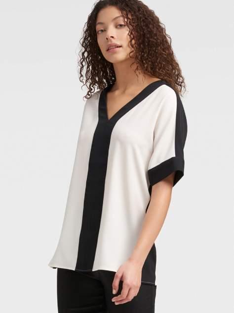 Блуза женская DKNY P9AME483/IVKXS белая XS