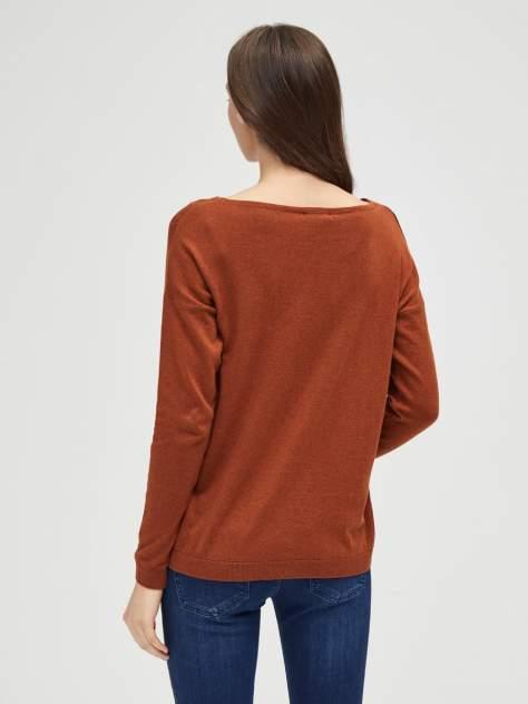 Джемпер женский XINT GD61200188 коричневый M