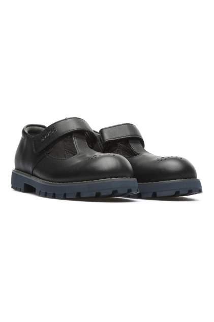Туфли детские Camper, цв. черный р.30