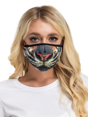 "Маска для лица Spiro ""Tiger"""