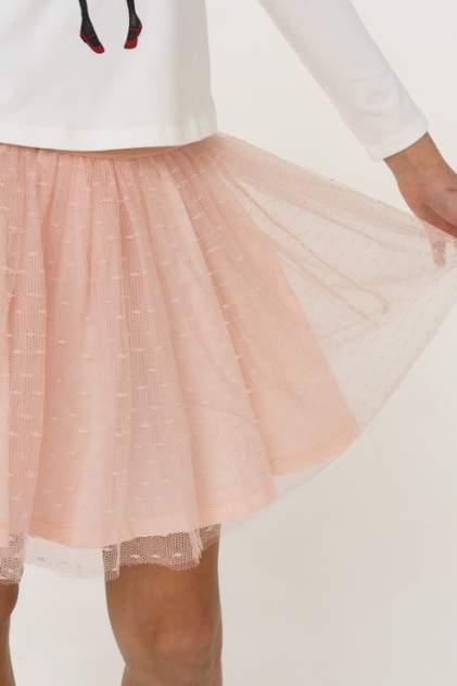 Юбка для девочки Mayoral, цв.розовый, р-р 92