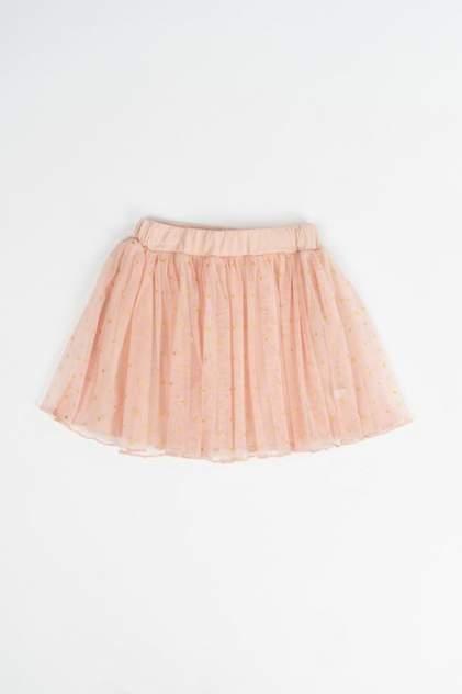 Юбка детская 3pommes, цв.розовый